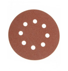 Faithfull Aluminium Oxide Discs 125mm DID3