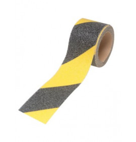 Faithfull Anti-Slip Tape Self Adhesive 50mm x 3m
