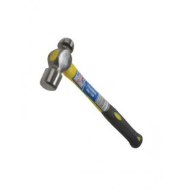 Faithfull Ball Pein Hammer Fibreglass Shaft