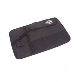 Faithfull Bit Roll - 9 Pocket 27 x 32cm (10 3/4 x 12 1/2 in) - FAIBR9