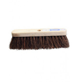 Faithfull Broom Head Stiff Bassine 300mm (12 in)
