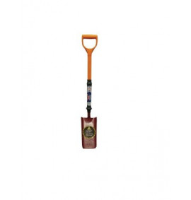 Faithfull Cable Laying Shovel Fibreglass Insulated Shaft