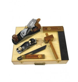 Faithfull Carpenters Tool Kit 5 Piece - FAICARPSET