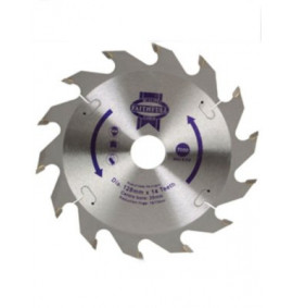 Faithfull Circular Saw Blade 128mm