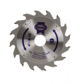 Faithfull Circular Saw Blade 160mm