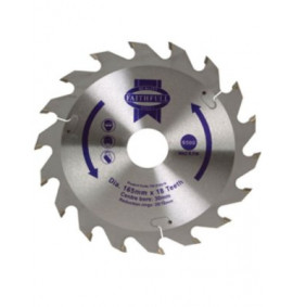 Faithfull Circular Saw Blade 165mm