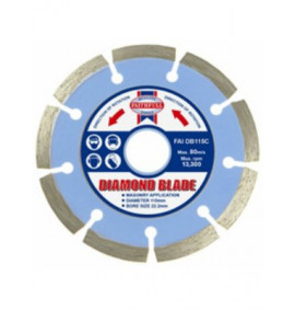 Faithfull Contract Diamond Blade