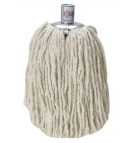 Faithfull Cotton Socket Mop Head