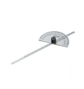 Faithfull Depth Gauge with Protractor - FAIGAUGEDEPT