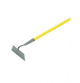 Faithfull Draw Hoe Fibreglass Shaft