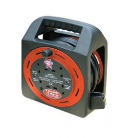 Faithfull Easy Reel Cable Reel 240 Volt