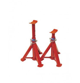 Faithfull Folding Axle Stands 2 Ton (Pair) - FAIAUAXLE2