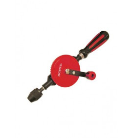 Faithfull Hand Drill Double Pinion - FAIHANDDRILL