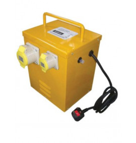 Faithfull Heater Transformer 3KVA Continuous Rate
