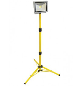 Faithfull LED Sitelight with Tripod 1400 Lumen 20 Watt