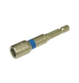 Faithfull Magnetic Hex Nut Driver 1/4in Hex 8mm
