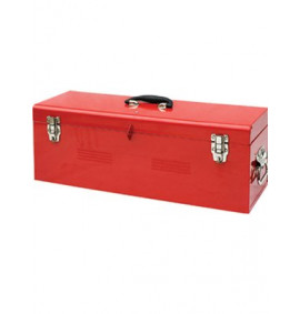 Faithfull Metal Heavy-Duty Tool Box & Tote Tray 67cm - FAITBHDC26