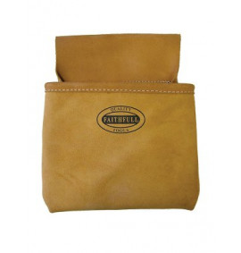 Faithfull Nail Pouch Single Pocket - FAINP1