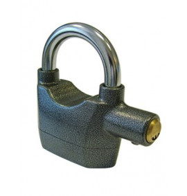 Faithfull Padlock 70mm with Security Alarm