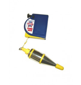 Faithfull Plumb-Auto Automatic Plumbline 400g (24oz)