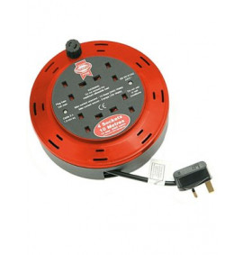 Faithfull Power Plus Cable Reel 230 Volt