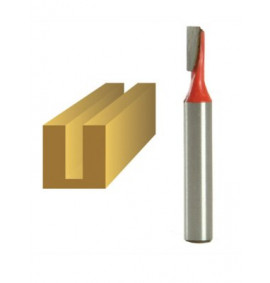 Faithfull Router Bit TCT Single Flute