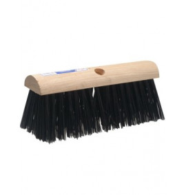 Faithfull Saddleback Broom PVC 325mm (13in)