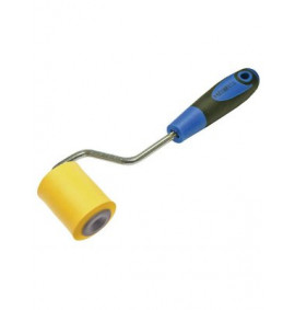 Faithfull Seam Roller - Soft Grip Handle