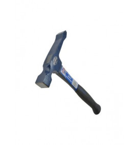 Faithfull Single Scutch Hammer Fibreglass Handle