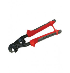 Faithfull Tile Nipper TCT Tipped Soft Grip Handle