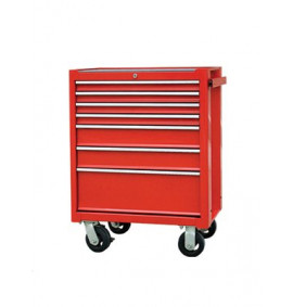 Faithfull Tool Box Roller Cabinet 7 Drawer - FAITBRCAB7