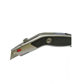 Faithfull Trimming Knife Angled Head Retractable Blade - FAITKRA