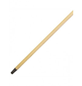Faithfull Wooden Broom Handle Threaded