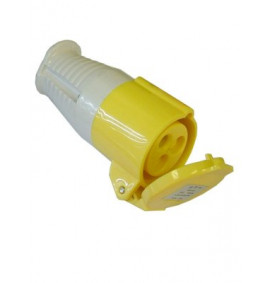 Faithfull Yellow Socket 110 Volt