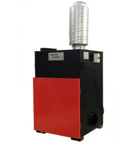 Electac Filter Units For Laser & Plasma Cutting Machines