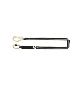 Flame Resistant Fall Arrest Lanyard 1Mtr