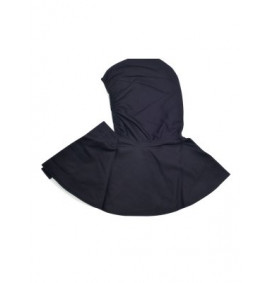 Flame Retardant Hood With Long Cape