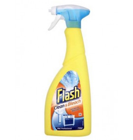 Flash Clean & Bleach Spray