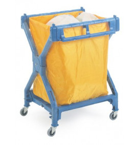 Folding Laundry Trolley - HI513Y