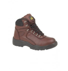 Footsure FS31 Brown Boot