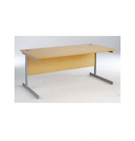 Rectangular Workstation Cantilever Leg