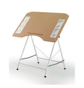 Free Standing Art Workstation - E06628