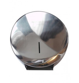 Futura Polished Stainless Steel Mini Jumbo Dispenser