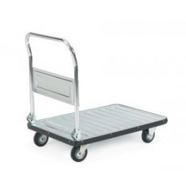 Galvanised Folding Platform Trucks - GI064Y