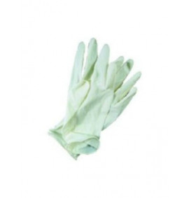 General Purpose Disposable Latex Gloves Box of 100 (Pack of 12)