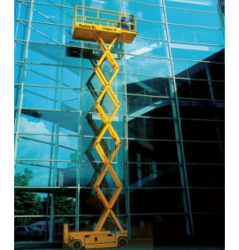 Haulotte Compact 10 Electric Scissor Lift