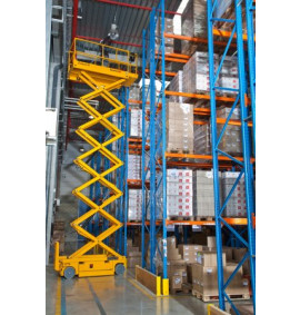 Haulotte Compact 14 Electric Scissor Lift