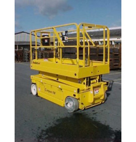 Haulotte Compact 8W Electric Scissor Lift