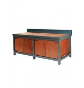 Heavy Duty Fitters Workbench