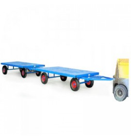 Heavy Duty Industrial Trailers